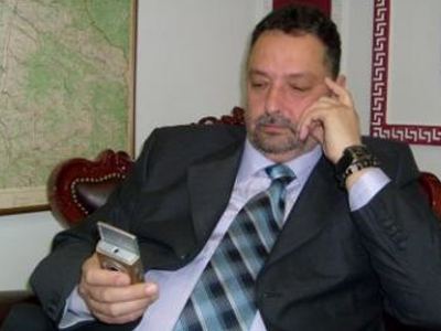 Boško Ničić (foto: Šumadija press)