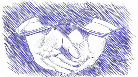 hapssenje policija