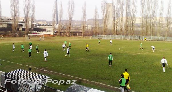 Detalj utakmice OFK Bor - FK Rembas