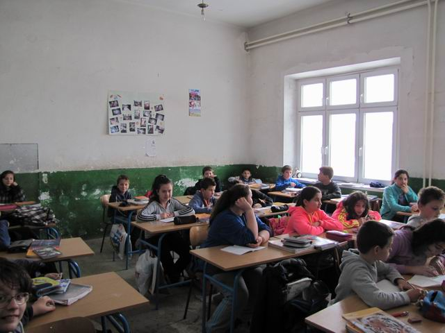 Resize of clasroom before