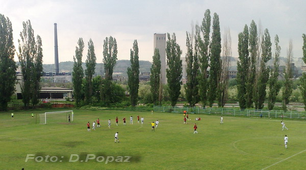 Detalj sa utakmice OFK Bor - FK Dragocvet