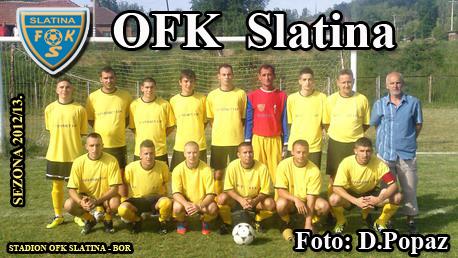 OFK Slatina 2012 13