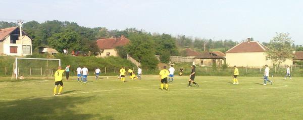Detalj sa utakmice OFK Slatina - Kluč  **** Foto: D.Popaz