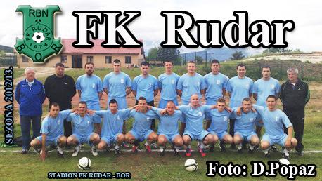 TIM FK Rudar Bor