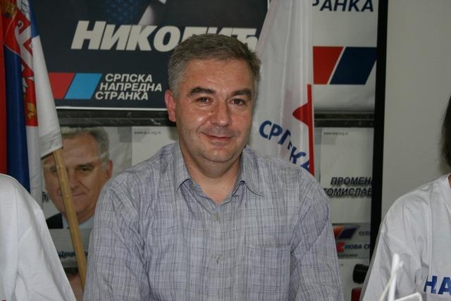 Novi predsednik opštine Bor - Saša Vukadonović (SNS)