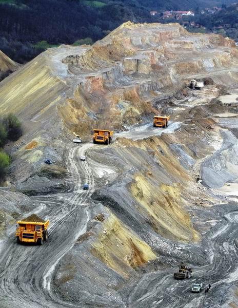 kop rudnik