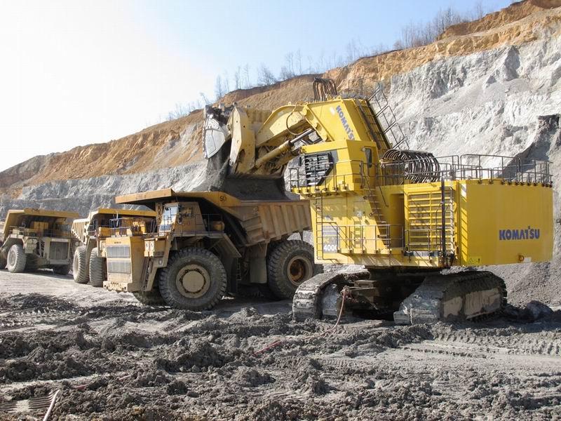 rudnik mehanizacija rtb