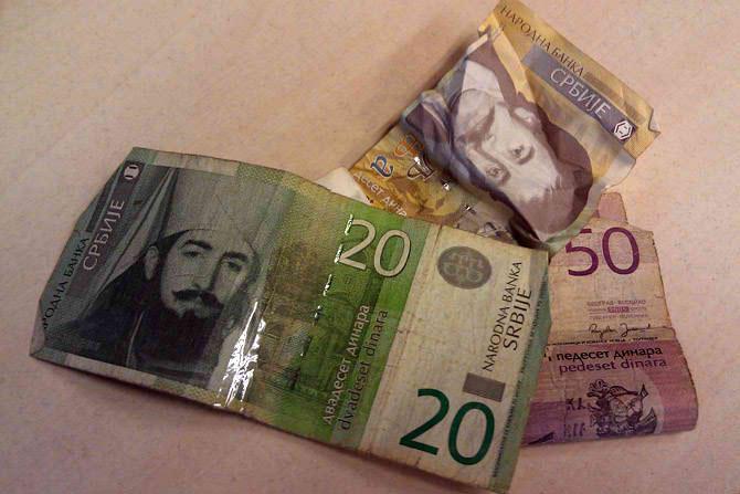 Novac-dinari