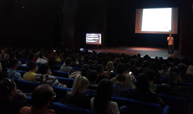 WebDan 2013 predavanje