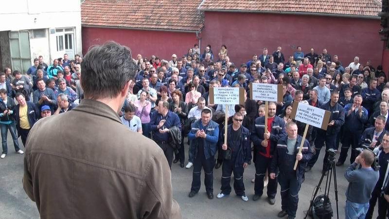 jugoistok protest