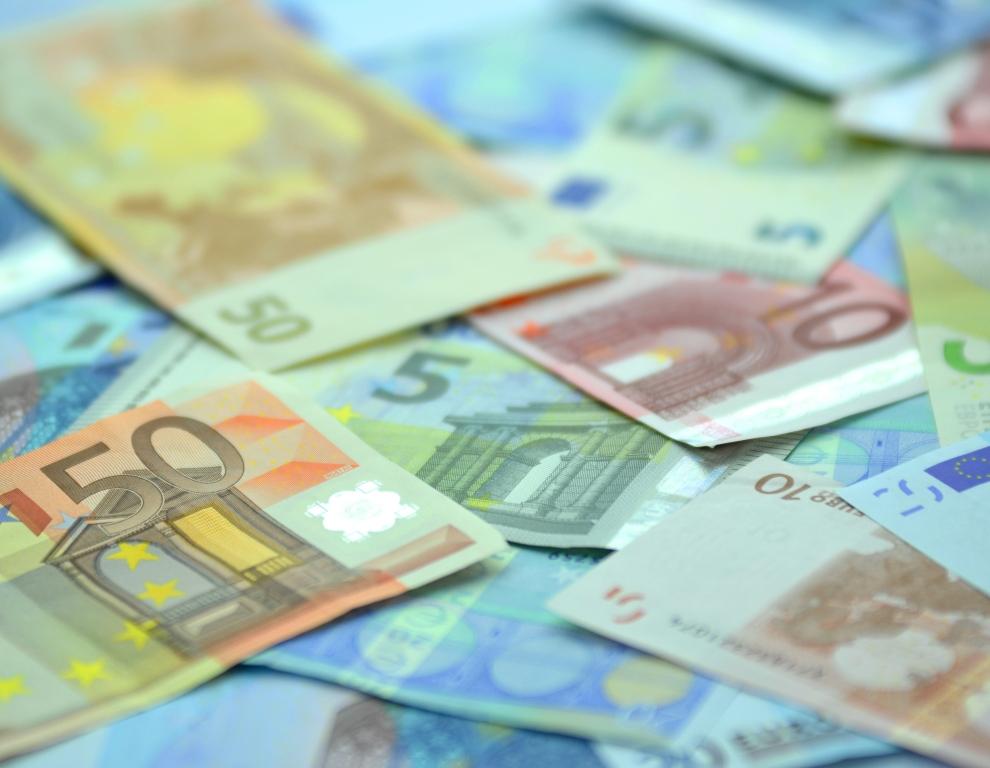 evro novcanice shutterstock