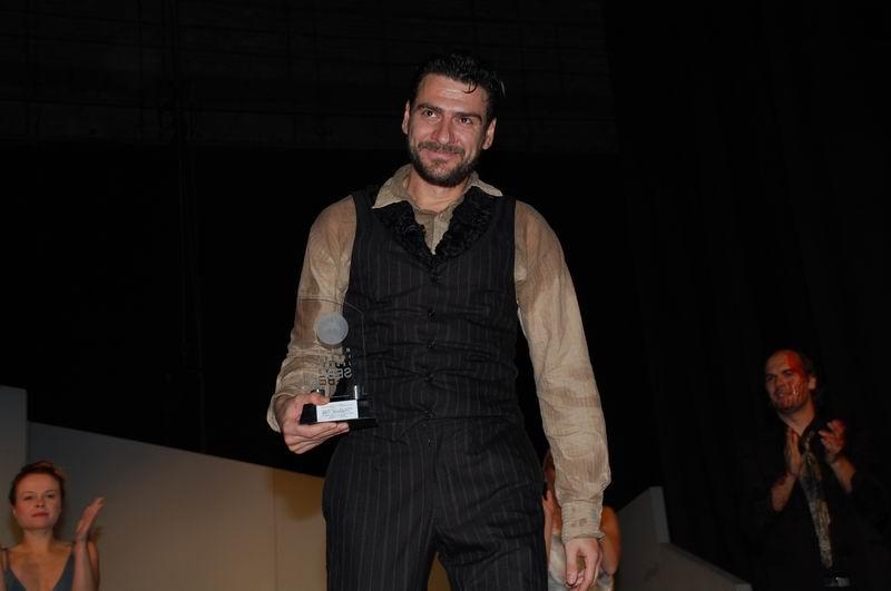 Igor Djordjevich, dobitnik nagrade Zoranov brk