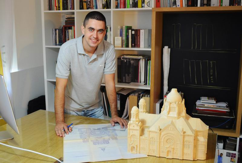 Dejan Mitov iz Dimitrovgrad pokrenuo je projektni biro