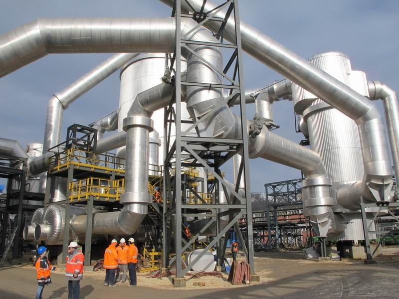 Nova fabrika sumporne kiseline