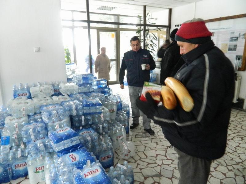 Pomoch iz Bora stizze neprestano