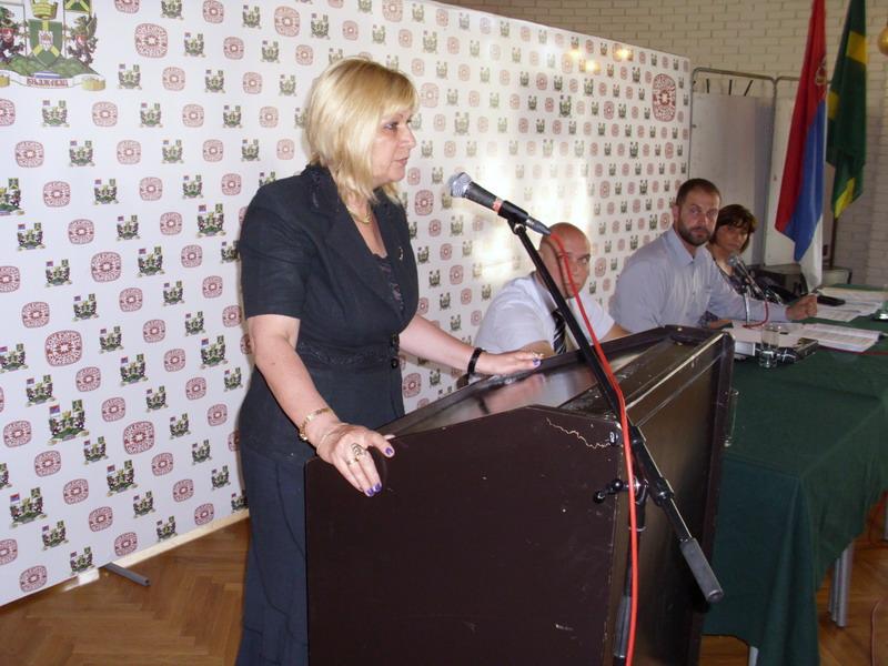 dr Lela Mihajlovic SNS