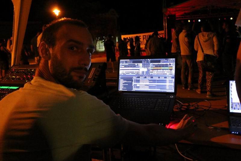 DJ u akciji