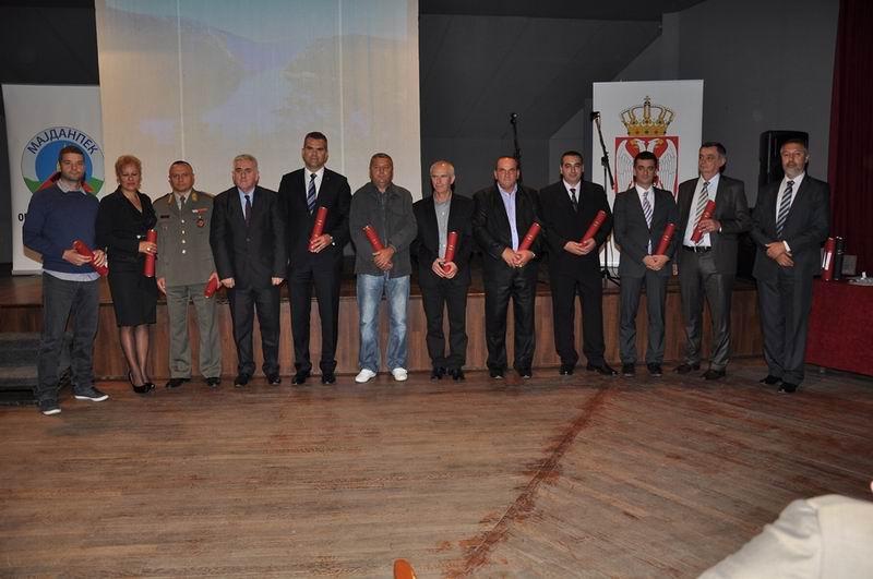Dobitnici Septembarske nagrade 2015