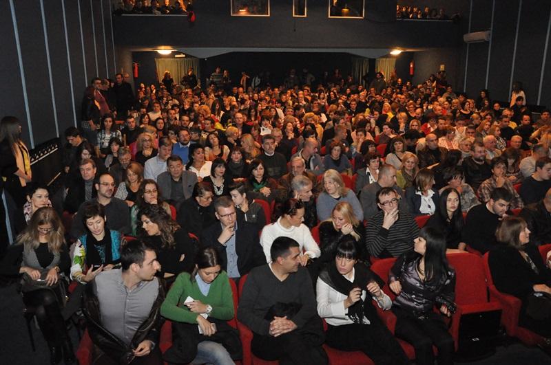 Sala pozorišta je uvek prepuna kad gostuje Atelje 212