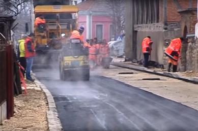 asfaltiranje u žagubici