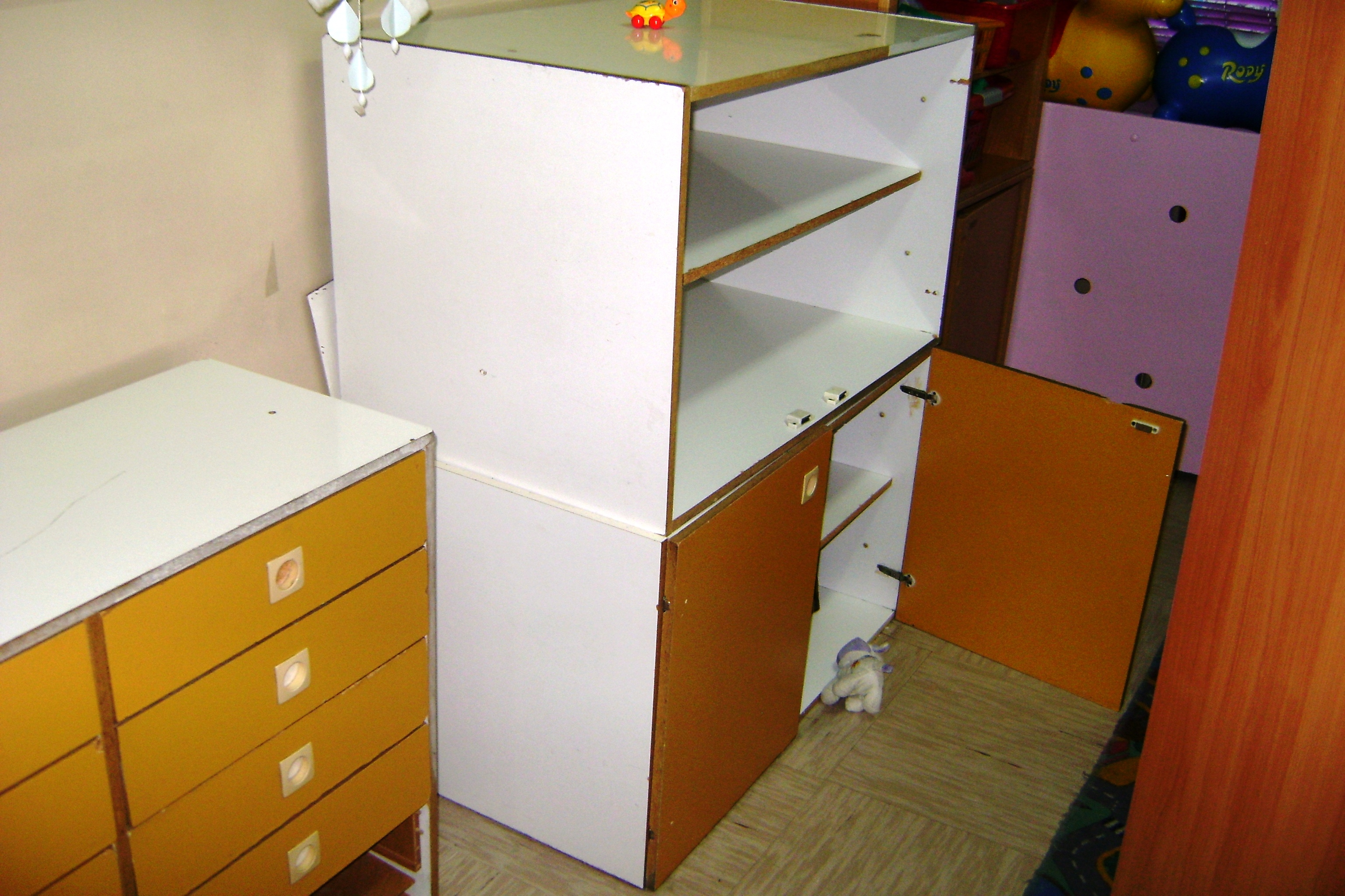 Izgled prostorija u Crvenkapi pre renoviranja