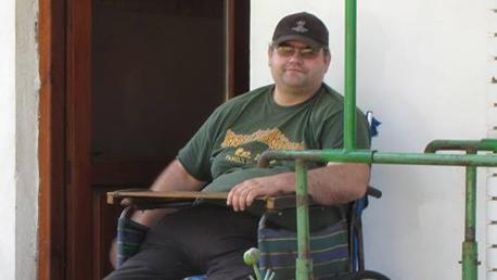 Slobodan Stojanovic Buca: problemi za invalide