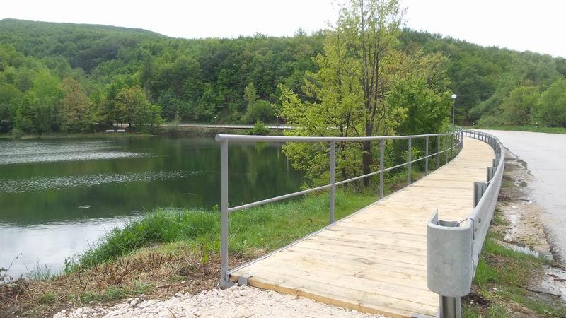 Jezero Trim staza 20160424_133156