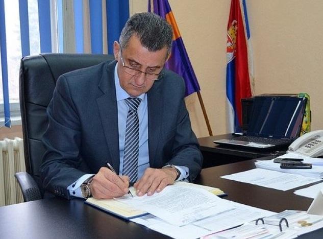 Velimir Ognjenović, gradonačelnik Zaječara, dodelio je preko 21 miliona dinara medijima van konkursa. Foto: sajt Grada Zaječara