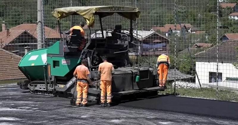 asfaltiranje krepoljin 2