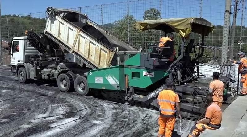asfaltiranje krepoljin