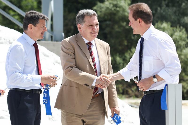 Zavrsena prva faza investicionog ciklusa - Ulozeno 4 miliona evra u Belorecki Pescar 1