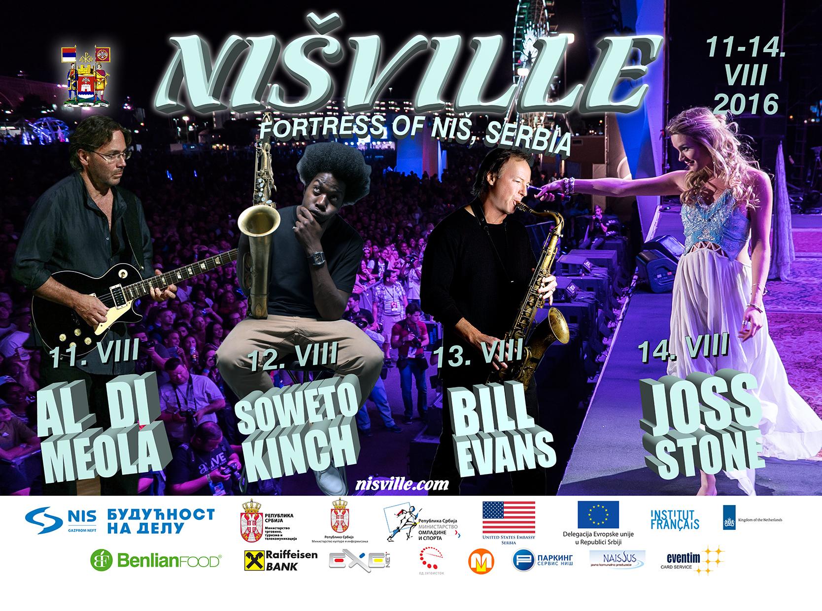 Nisville 2016 - Bilbord