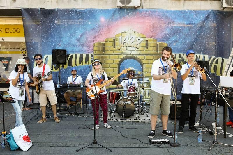 2. Benny Brickman Band u Beograd - Foto Marko Risovic